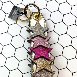 Victoria's Secret Accessories - Victoria Secret Keychain, multicolor star